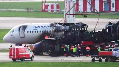 """Авіакатастрофа в """"Шереметьєво"""": опублікована розмова пілотів та авіадиспетчерів"""