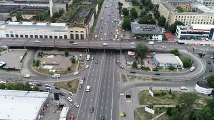 Шулявский мост: компания, которая проводит реконструкцию, может обанкротиться