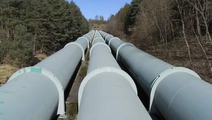 """""""Укртранснафта"""" возобновила транзит нефти в Европу"""