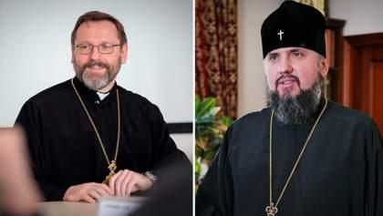 Епіфаній та Святослав зворушливо привітали матерів зі святом: відео