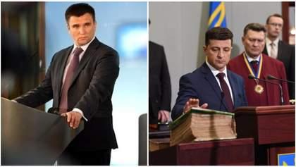 Головні новини 13 травня: заява Клімкіна про відмову від мінських угод і нові дати інавгурації