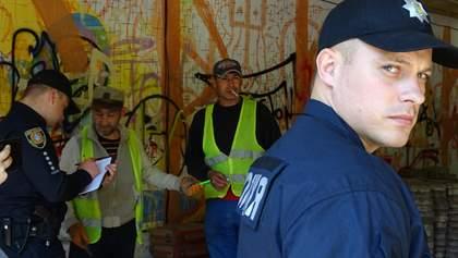 Одеська поліція злісно саботує вимогу Мінкульту негайно припинити забудову Літнього театру