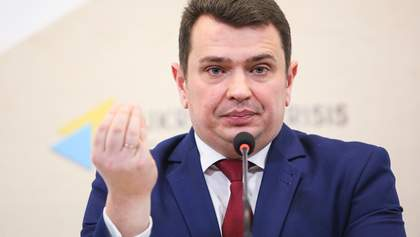 Сытник назвал политической игрой обвинение Луценко во вмешательстве в выборы США
