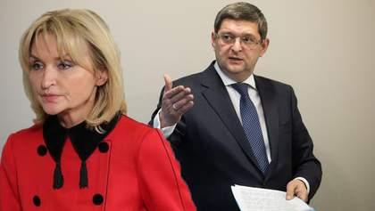 Ирина Луценко и заместитель главы АП Ковальчук подали в отставку