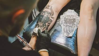 7-летняя мастер тату и 26 героев Marvel на теле: чем поражает фестиваль Tattoo Collection 2019