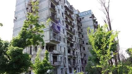 Сплошная руина: свежие фото разрушенного боевиками Донбасса опубликовали в сети