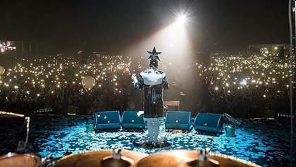 Верка Сердючка выступила на сцене Евровидения-2019: эффектное видео