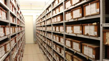 День памяти жертв политических репрессий: журналисты 24 канала посетили архив СБУ