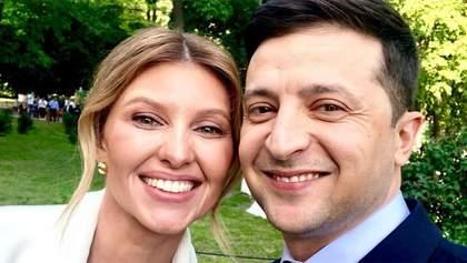 Олена Зеленська створила сторінку в Instagram: якими знімками дебютувала перша леді України