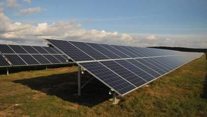 Украинцам запретили устанавливать домашние солнечные электростанции на земле