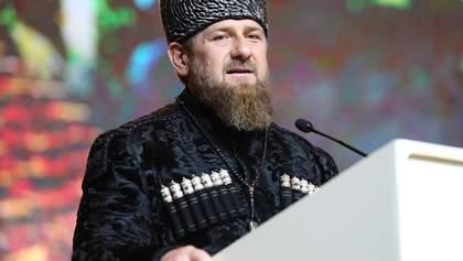 Кадыров обиделся на Зеленского из-за заявления о возвращении Крыма