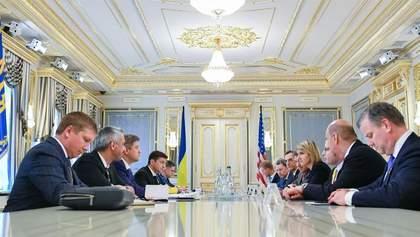 Зеленский обсудил с Минэнерго США закупку американского газа