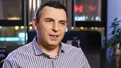 Сергій Шефір став першим помічником президента