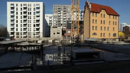 Резко упало количество новых строек в пригороде Киева: какие причины