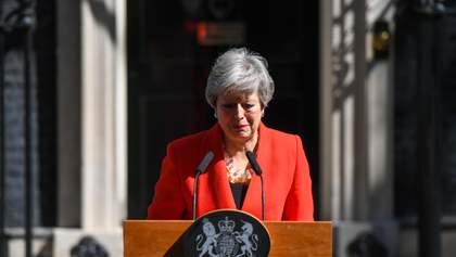 Британські ЗМІ про відставку Терези Мей: Витривалість – не стратегія