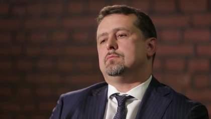 Опальный Семочко просит отменить указ Порошенко о его увольнении из СБУ