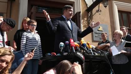 Саакашвили вернули гражданство Украины: когда он вернется
