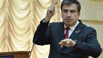 Саакашвілі розповів про взаємини із Зеленським, вибори та плани в Україні
