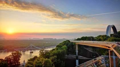 """Под """"мостом Кличко"""" хотели построить гостиницу с развлекательным комплексом: что известно"""