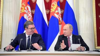 Росія і Сербія звинуватили НАТО через зростання напруги в Косові
