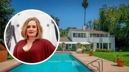 Після розлучення Адель придбала розкішний маєток за 10 мільйонів доларів: фото будинку
