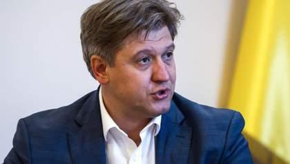 В следующий раз на СНБО обсудят ситуацию на Донбассе