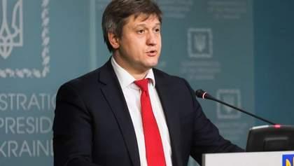 Данилюк предупредил о проблемах для Украины из-за запрета Россией поставок топлива