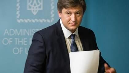 Из-за исчезновения мониторов и серверов из АП открыли дело, – Данилюк