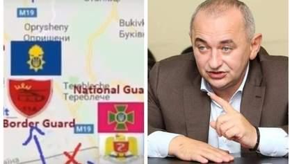 Видео с аннексией Буковины опубликовали в сети: Матиос созывает силовиков
