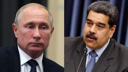 Росія різко скоротила число військових радників у Венесуелі: деталі