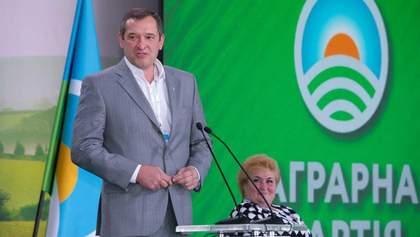 Аграрная партия назвала руководителя избирательной кампании