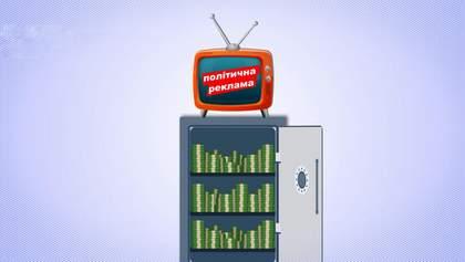 Скільки коштує політична реклама на медіа різних олігархів: космічні цифри