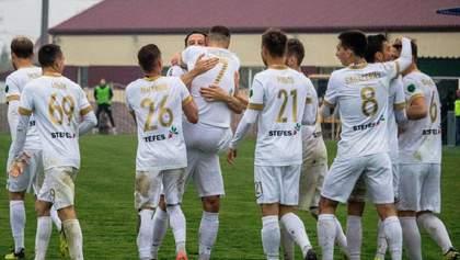 """Клуб з Першої ліги хоче грати домашні матчі на НСК """"Олімпійський"""""""