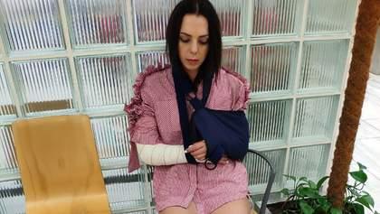 Племінниця Софії Ротару зламала дві руки і потрапила до лікарні в Барселоні: несподівані деталі