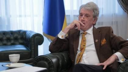 """Ющенко прокоментував підозру ГПУ щодо """"Межигір'я"""""""