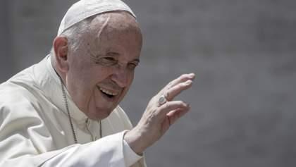 """Папа Римский Франциск изменил текст молитвы """"Отче наш"""": как она звучит теперь"""