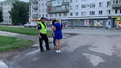 Авто полиции сбило ребенка в Конотопе: водителю избрана мера пресечения