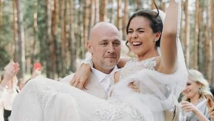 Потап вернулся из медового месяца и признался, почему не сделал свадьбу с Каменских за рубежом