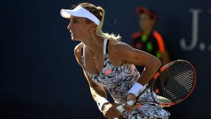 Цуренко с победы стартовала на турнире WTA в Нидерландах