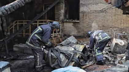 Пациентов сгоревшей одесской психбольницы держали запертыми в палатах, – правозащитница
