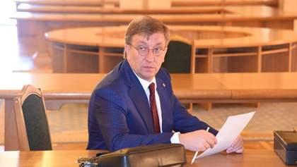 У Зеленського прокоментували скандал навколо призначення Бухарєва
