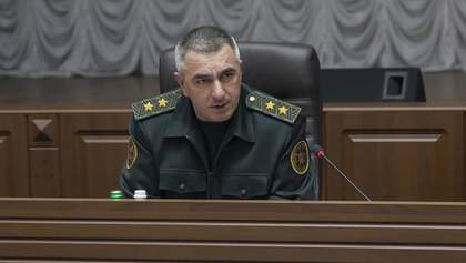 Зеленский назначил Николая Балана командующим Нацгвардии Украины