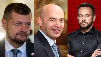 Топ-3 одиозных мажоритарщиков на парламентских выборах-2019