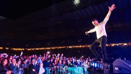 """Екватор стадіонного туру """"Антитіл"""": емоційні фото та відео з концертів"""