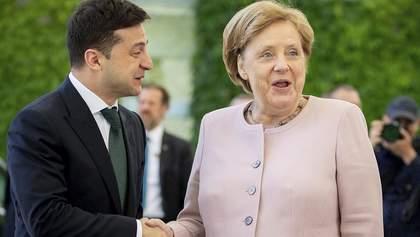 Зеленский посетил Германию с официальным визитом: итоги