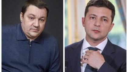 Тымчук надежно держал фронт информационной войны, – Зеленский