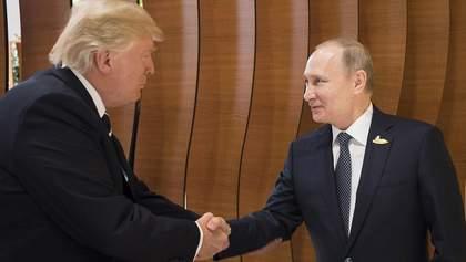 Трамп заявив, що проведе зустрічі з Путіним і главою КНР на полях G20