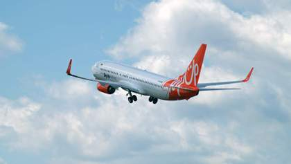 Літак SkyUp з українськими туристами не може вилетіти з Барселони: що відомо