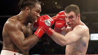 17 років тому відбувся один із найкращих поєдинків в історії боксу  Кличко – Льюїс: відео