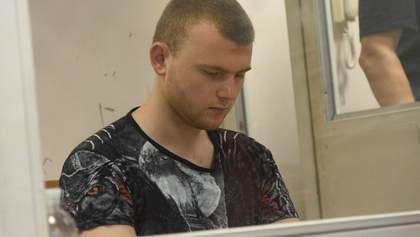 Суд избрал меру пресечения Николаю Тарасову, которого обвиняют в убийстве Дарьи Лукьяненко: фото